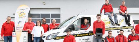 Fi-Da GmbH Teamfoto