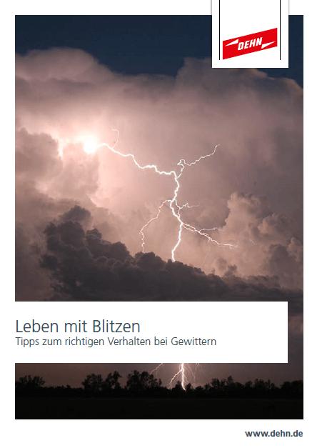 DEHN - Leben mit Blitzen