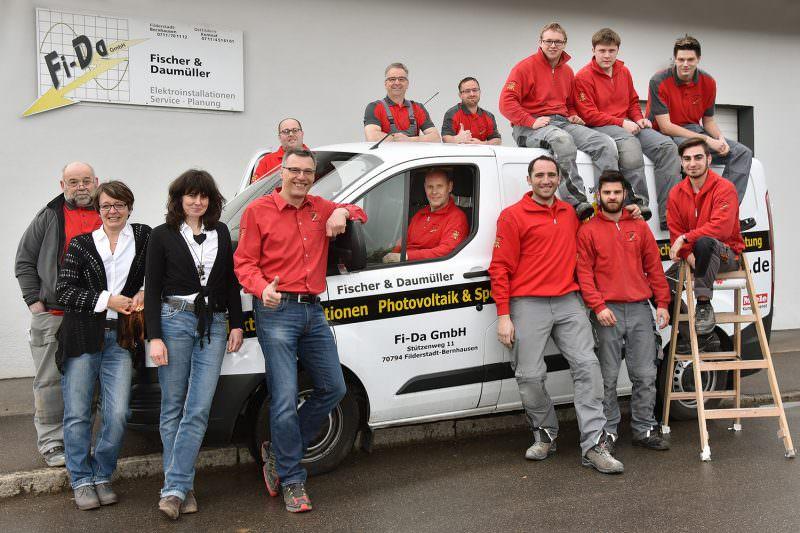 Fi-Da GmbH Filderstadt - Unser Team