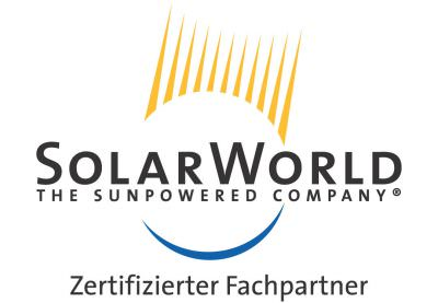 SolarWorld Zertifizierter Fachpartner